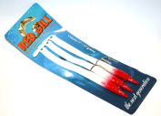 Red Gill Evolution 178mm - 17g - Pack Qty 3