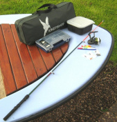 Silver Bullet Trading Junior Beginners Kids Novice Fishing Rod Reel Kit Set