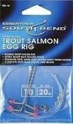 Trout Salmon Egg Rig Sz 10