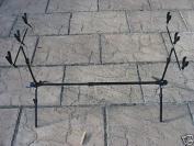 Oakwood Quick Fold Carp Multi Rod Pod + Swinging Bite Alarms