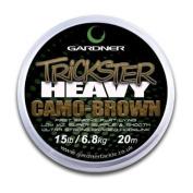 GARDNER TRICKSTER HEAVY CAMO SILT 20lb