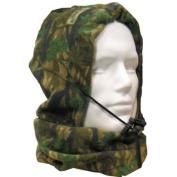 camo fishing, shooting, outdoors, snood / scarf