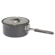 Higear Saucepan - Non-Stick 15cm Folding Handle Saucepan