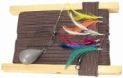 WSB Tackle Deluxe Feathered Mackerel Handline