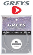 Greys Knotless Tapered Leaders