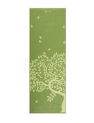 Gaiam Printed Yoga Mat - Tree of Life Print