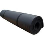 Gym Mat Sc 190 X 60 X 1,5 cm Black