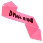 Dyna Band - Pink - workout resistance band