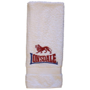 Lonsdale Trainers Towel