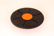 Office Fitness Balance Board -33cm Balance Wobble Board - Non-Slip Surface Superb for improving balance and increasing core stability