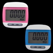 Digital LCD Running Walking Calorie Pedometer Step Counter