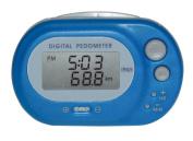 Oregon Scientific PE320 Basic Pedometer - Blue