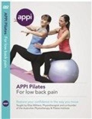 APPI Pilates for Lower Back Pain DVD