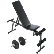 Weight Bench Fitness Training