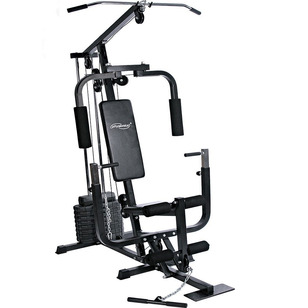 Physionics fnst multi home gym fitness station kg weights