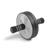 PhysioRoom Double Abdominal Exercise Roller Wheel