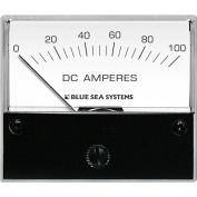 Blue Sea 8017 DC Analogue Ammeter - 5.1cm - 1.9cm Face, 0-100 Amperes DC