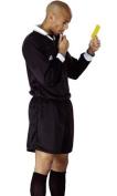 Football Referee Kit Shirt + Shorts Soccer Rugby Hockey referee's Shirt & Shorts Kit Uniform Sport Kit