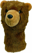 Daphne's Novely Headcover - Grizzly Bear