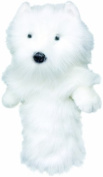 Daphne's Novely Headcover - Westie
