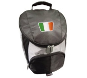 PATRIOT IRELAND CRESTED FLAME GOLF SHOE BAG BY ASBRI
