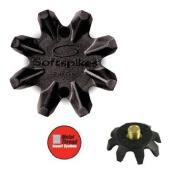 SoftSpikes - Black Widow Golf Cleat - 6mm