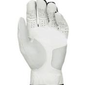 NEW Nike Dura Feel VII Men's Regular Right Medium White Golf Glove