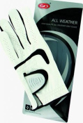 Go Mens LH All Weather Golf Glove - Twin Saver Pack