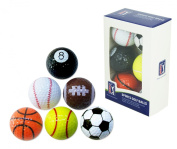 PGA Tour Novelty Fun Sports Golf Balls