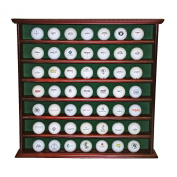Longridge Balls Wood Cabinet 49 Ball