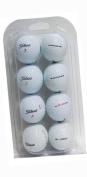 Second Chance Titleist 8 Assorted Model Lake Golf Balls