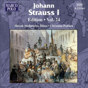 Johann Strauss I Edition, Vol. 24