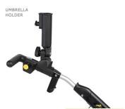 Deluxe Umbrella Holder For Powakaddy Freeway Golf Trolleys