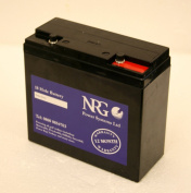 NRG '18 HOLE' GOLF TROLLY BATTERY. COMPATABLE WITH