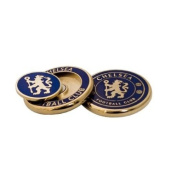 Chelsea Duo Golf Ball Marker - Blue