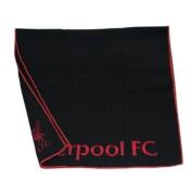 Liverpool Aqualock Golf Caddy Towel - Black