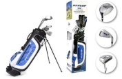 Dunlop Men's SDR Full Golf Set with Advanced heartrate Watch, Gym Bag & Sports Water Bottle