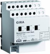 GIRA 101900 Steuereinheit 1-10V 3fach KNX/EIB REG