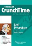 Civil Procedure (CrunchTime)
