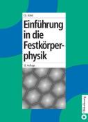 Einfuhrung in Die Festkorperphysik [GER]