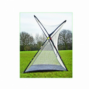 Longridge Super Sized Golf Practise Net - White/Black