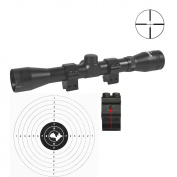 Hunting-season is here - LENSOLUX 4 x 32 Rifle Scope with mount - SPECIAL OFFER!