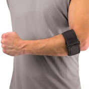 Mueller Tennis Elbow Brace w. Gel Pad Compression Support for Elbow Pain / Golfe
