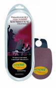 Noene Tap Dance/Flamenco Heel Pad - Black, OSFA