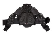 Childs Body Armour Protection With Back Protector For Sports
