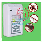 Riddex Plus Electronic Helminthes Mosquito Repeller Pest & Rodent Repeller 295
