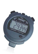 Digital Stopwatch(309) / Water Resistant / Big LCD Panel and Daily Alarm