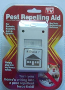 Pest Repelling Aid Household Electronic Repeller Tv Product Ultrasonic Electronic Mouse Trap