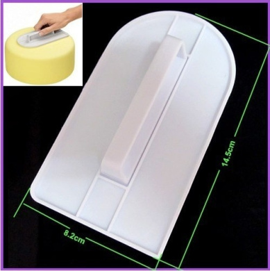 Cake Icing Smoother Polisher Sugarcraft Fondant Decorating Modelling Tools