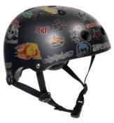 Sfr Sticker Helmet